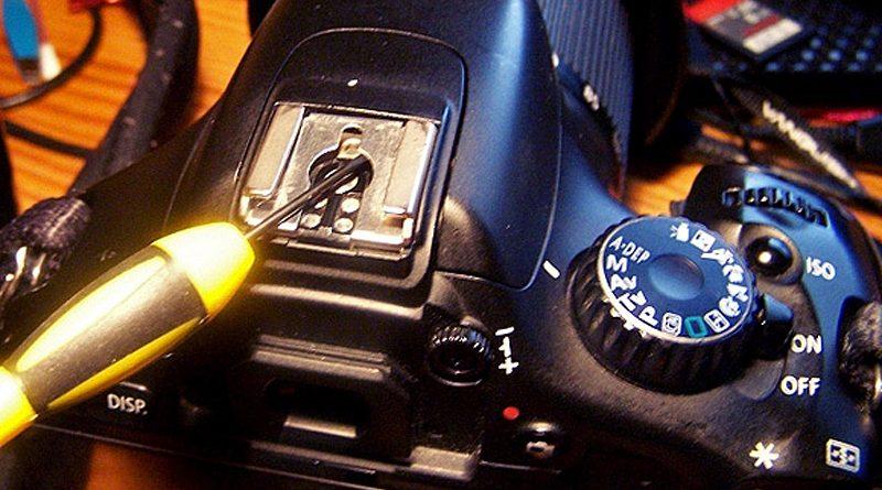 Canon 550D – gorąca stopka