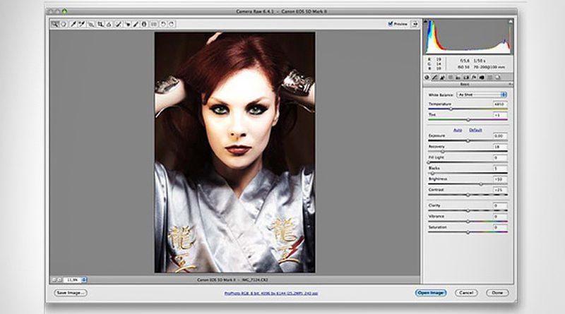 Adobe Camera Raw 6.x (instrukcja)